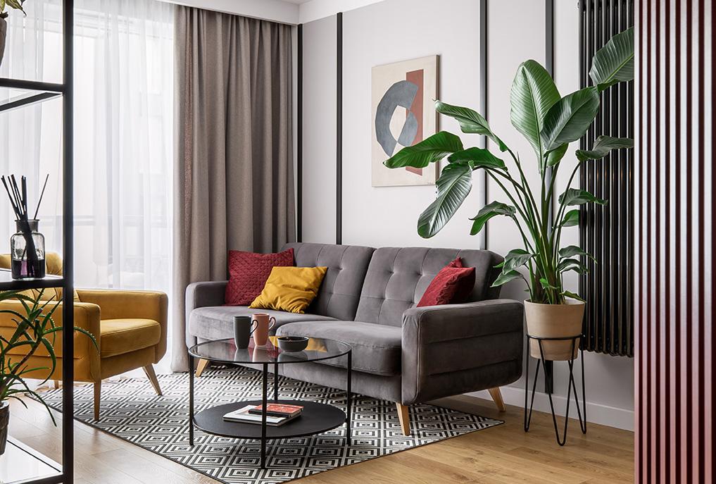 Mieszkanie inspirowane twórczością Almodóvara
